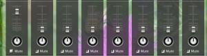 Volume Slider