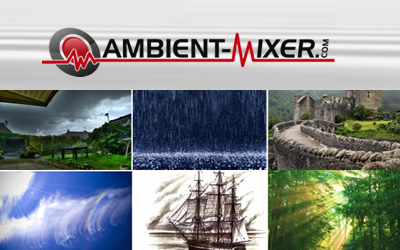 Find the Perfect Ambient Atmosphere