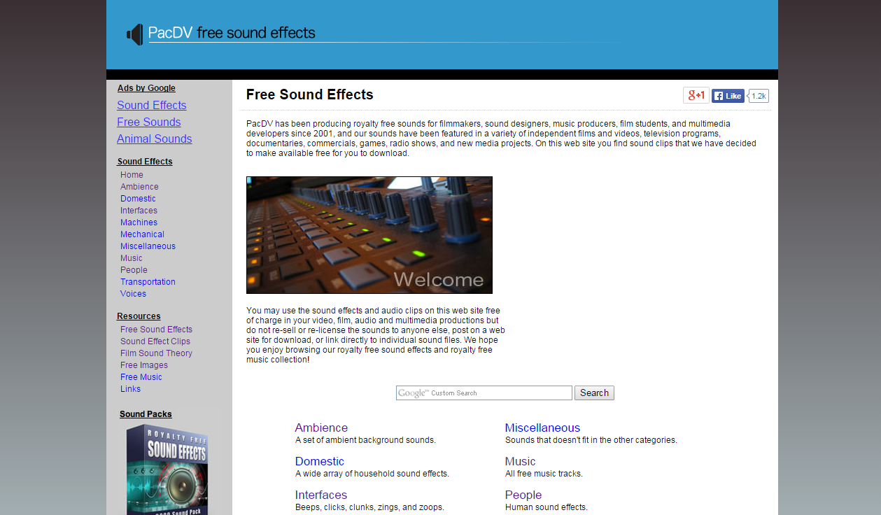 Free Sound Effects and Music for Your Ambient Mix - The Ambient
