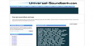 Universal Soundbank