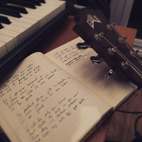 8 useful tips for writing songs. Black Bedroom Furniture Sets. Home Design Ideas