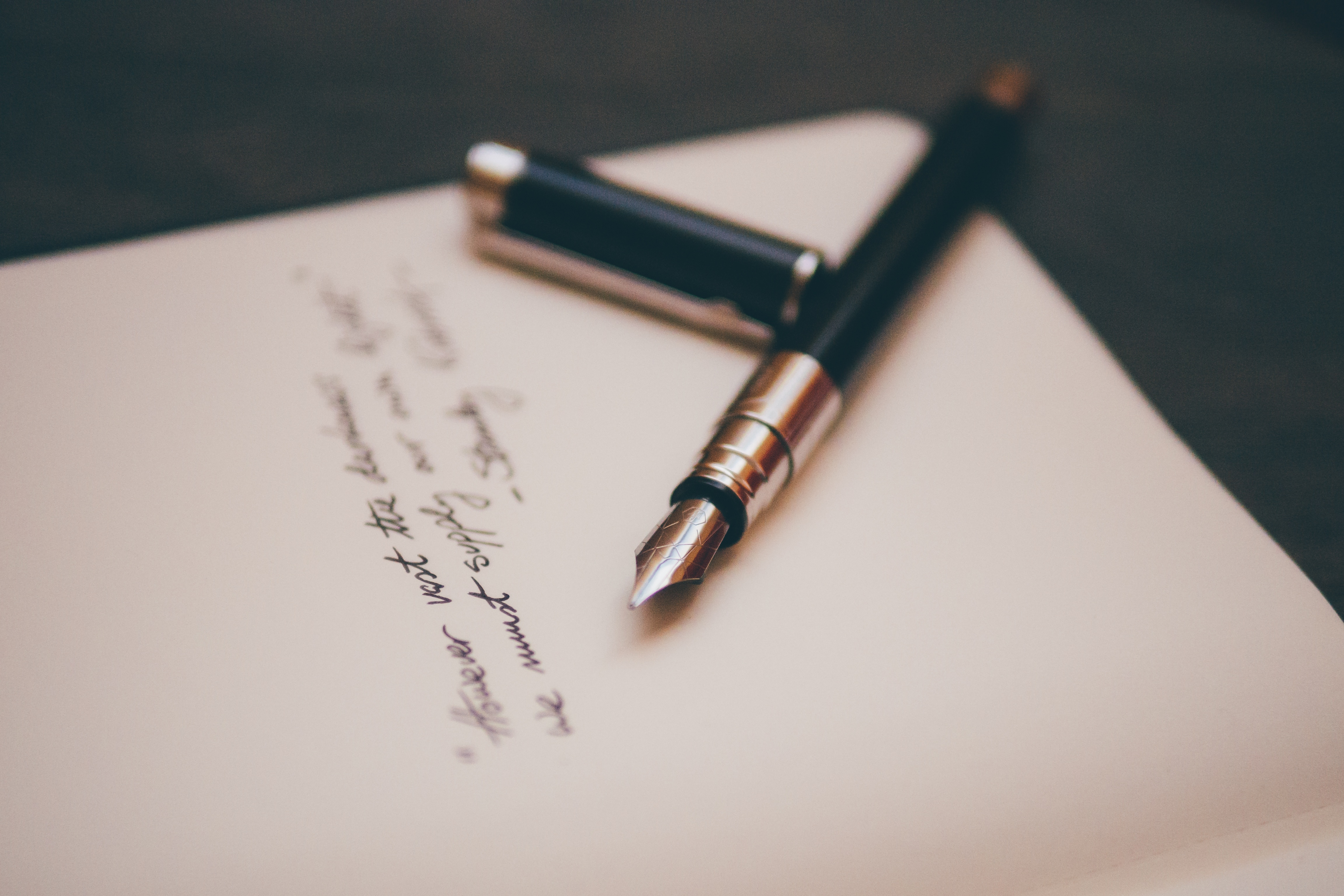 Create the Perfect Writing Atmosphere