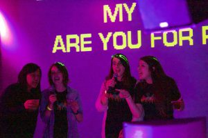 Read all about the therapeutic benefits of karaoke