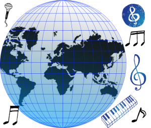 different types of music around the world