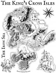 Rue Ink Map
