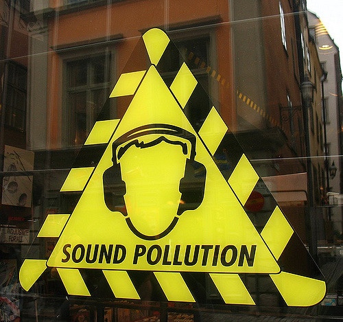 The Effects Of Sounds Pollution