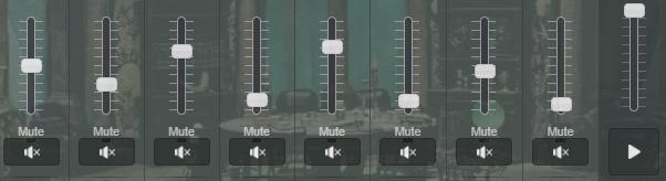 Ambient Mixer Volume