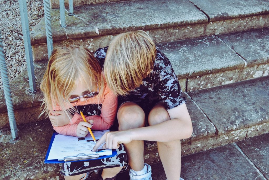 Help your children avoid the unnecessary stress arising from doing homework