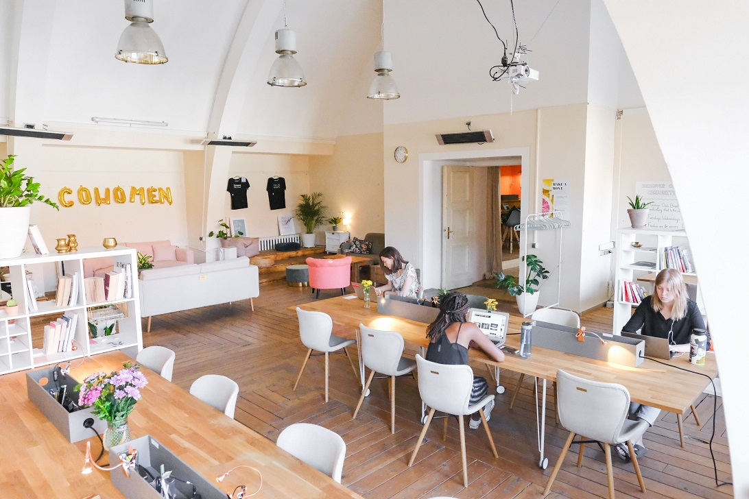 Coworking Pros and Cons