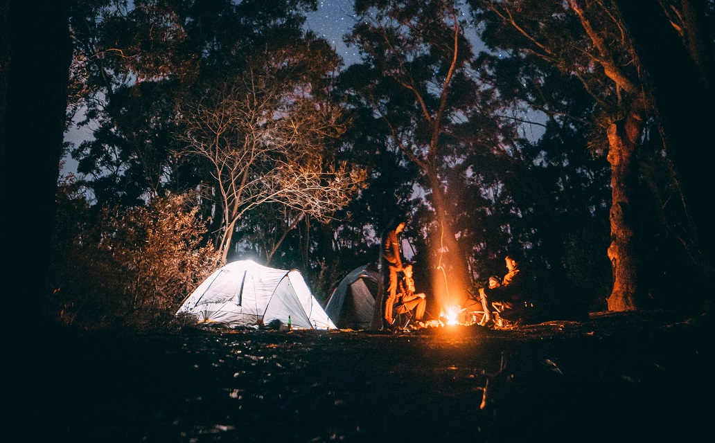 7 Reasons to Go Camping This Fall